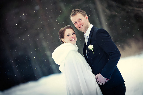 Poroka v zimskem času